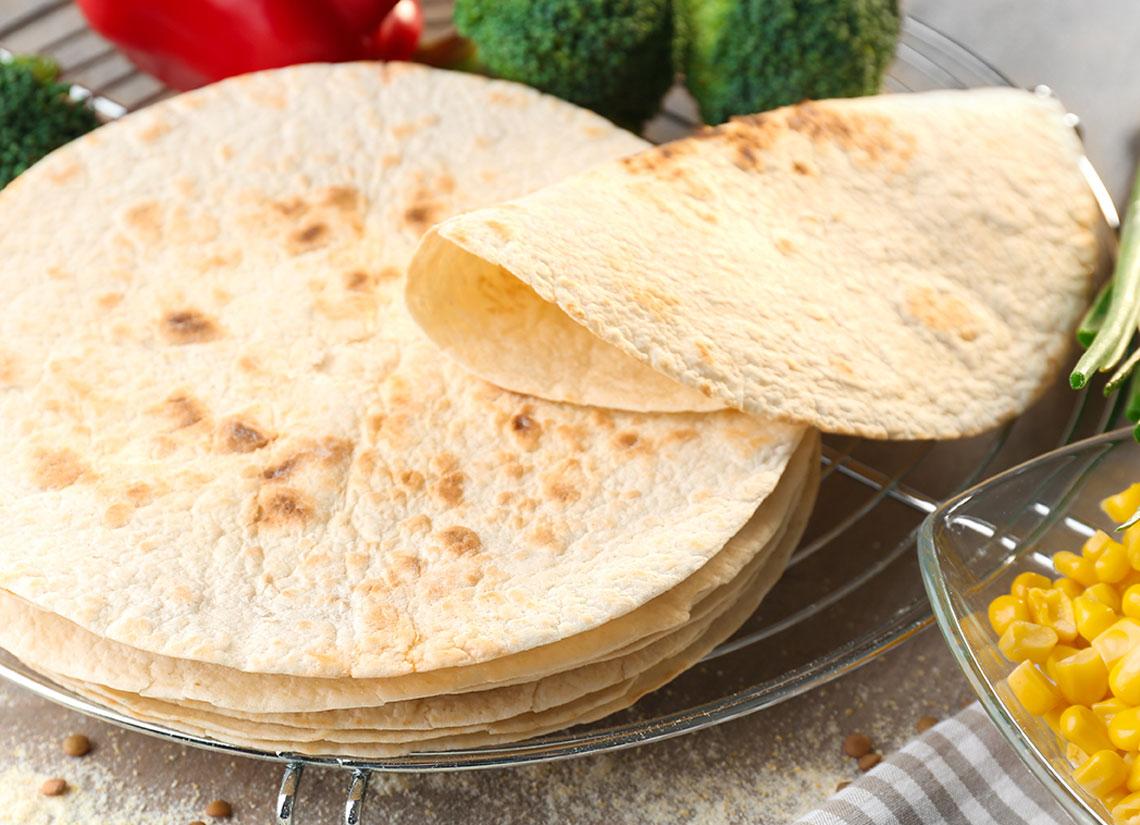 tortilla de porumb își pierd greutatea